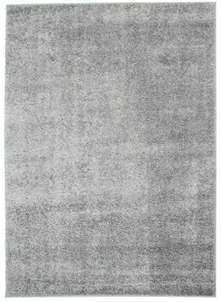 Dywan shaggy Evo jasnoszary 50 x 90 cm