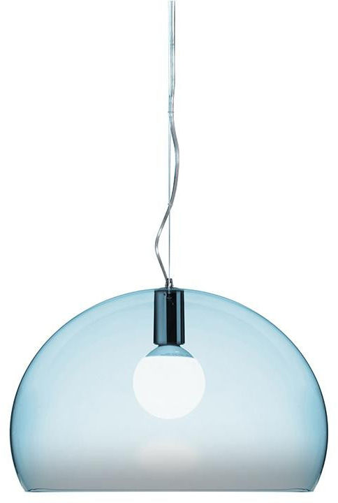 FL/Y niebieski - Kartell - lampa wisząca