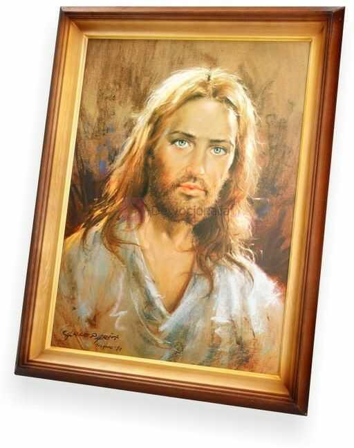 Obraz Jezus Chrystus (portret) - 47x37