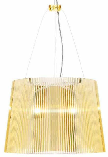 Gé żółty - Kartell - lampa wisząca