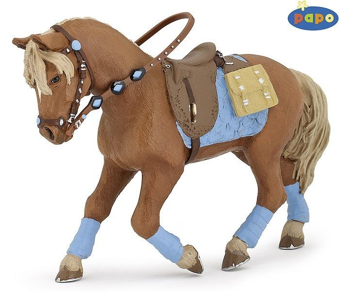 Figurka YOUNG RIDER''S HORSE - PAPO