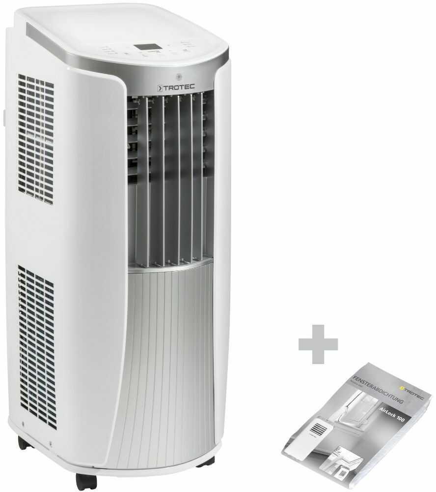 Klimatyzator przenośny PAC 2010 E + AirLock 100