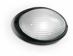 Kinkiet MIKE AP1 SMALL NERO 061771 -Ideal Lux  Skorzystaj z kuponu -10% -KOD: OKAZJA