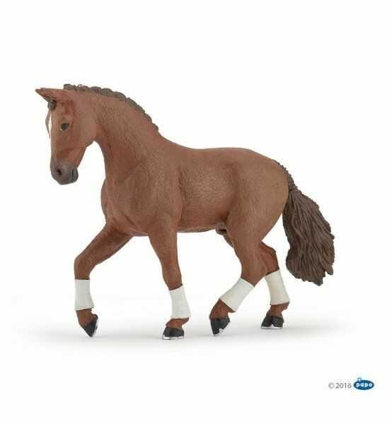 Figurka koń hanowerski - PAPO