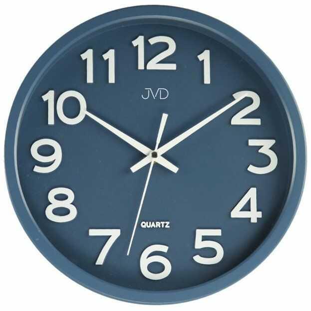 Zegar ścienny JVD HX2413.1 Cichy mechanizm