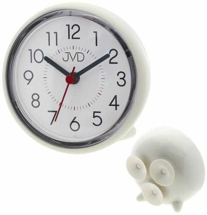 Zegar ścienny JVD SH023 Łazienkowy Wodoszczelny