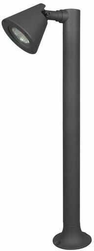 Kaveri lampa stojąca zewnętrzna IP44 antracyt 506060142 Trio // Rabaty w koszyku i darmowa dostawa od 299zł !
