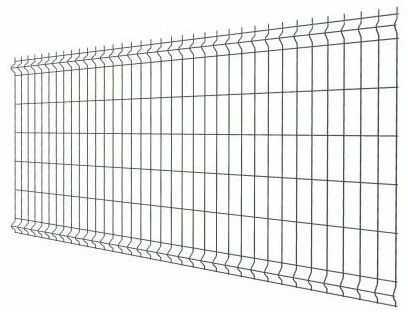 Panel ogrodzeniowy VERA 123 x 250 cm ocnyk WIŚNIOWSKI