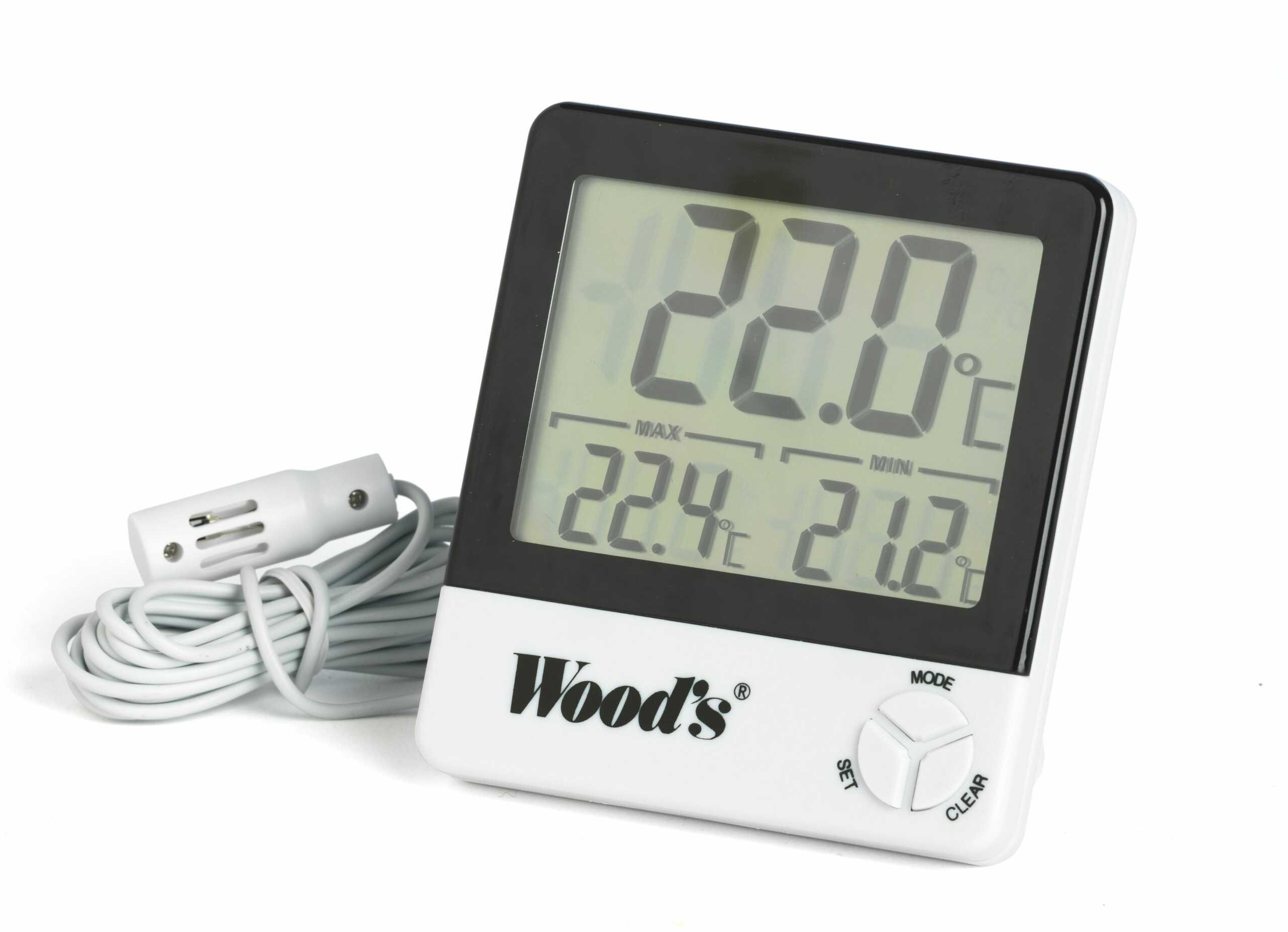 Wood''s Higrometr SS7002