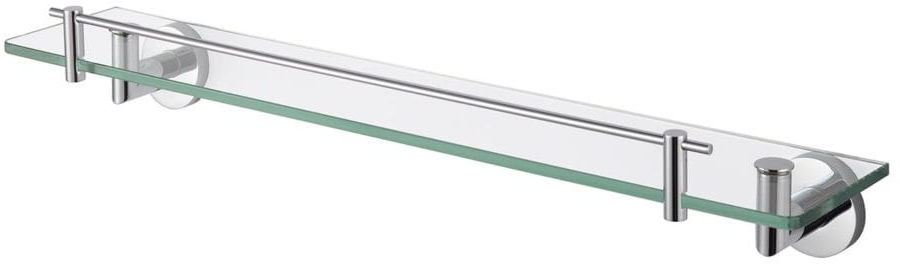 Stella Classic półka szklana przeźroczysta 60 cm 07.800 chrom wysyłka 24h