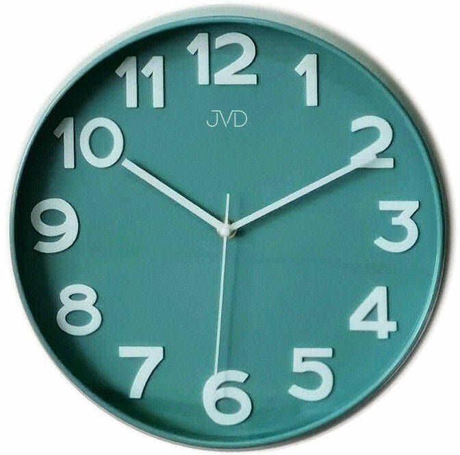 Zegar ścienny JVD HX9229.1 Cichy mechanizm 30,5 cm