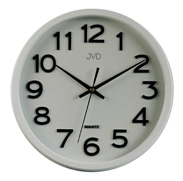 Zegar ścienny JVD HX2413.7 Cichy mechanizm