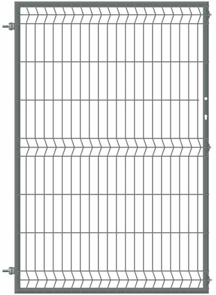 Furtka panelowa lewa 100 x 150 cm STARK POLBRAM