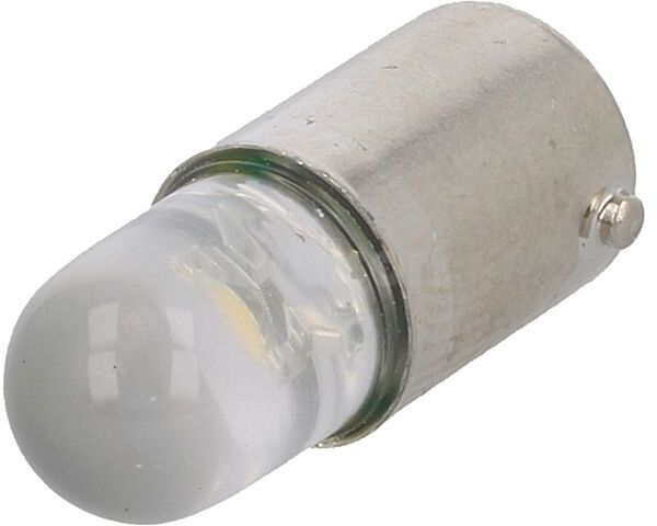 Lampka LED biały BA9S 230VAC