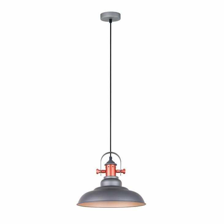 Lampa wisząca Temper MDM-2986/1 GR Italux