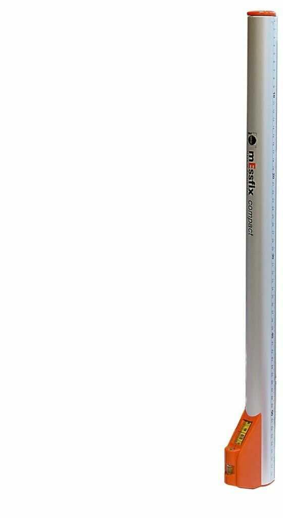 Przymiar teleskopowy mEssfix compact 0,60-3,04m z pokrowcem
