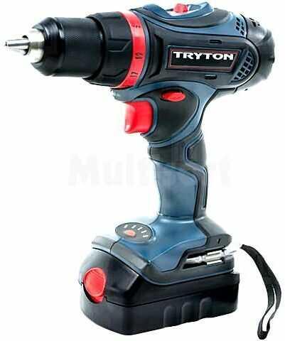 Wkrętarka akumulatorowa Tryton SD-18N2 max.30Nm 18V 13mm