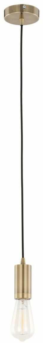 ITALUX LAMPA ZWIS Moderna DS-M-038 ANTIQUE BRASS