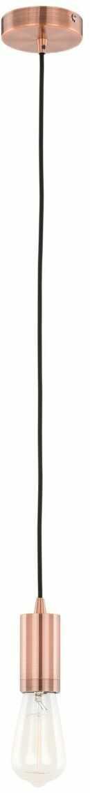 ITALUX LAMPA ZWIS Moderna DS-M-038 RED COPPER