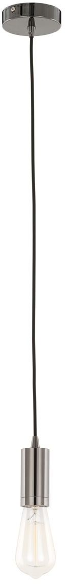 ITALUX LAMPA ZWIS Moderna DS-M-038 SHINY BLACK