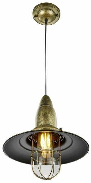 Trio FISHERMAN 304500104 lampa wisząca