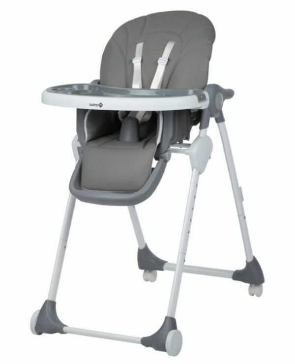 Safety 1st Looky Krzesełko do karmienia Warm Grey