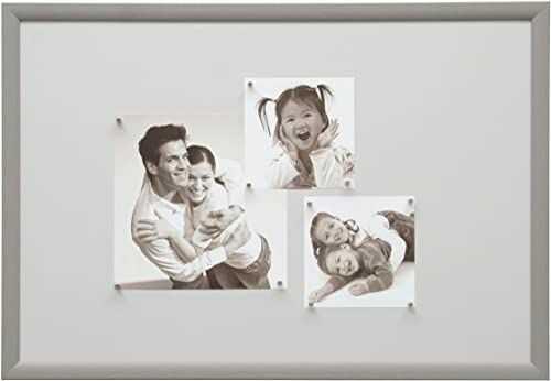 Deknudt Frames S54ST4-40.0X60.0 S54SF3 tablica magnetyczna, drewno, 64,4 x 44,4 x 1,5 cm, beżowa