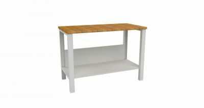 Stół warsztatowy roboczy metalowy STW 321 szerokość 1200mm