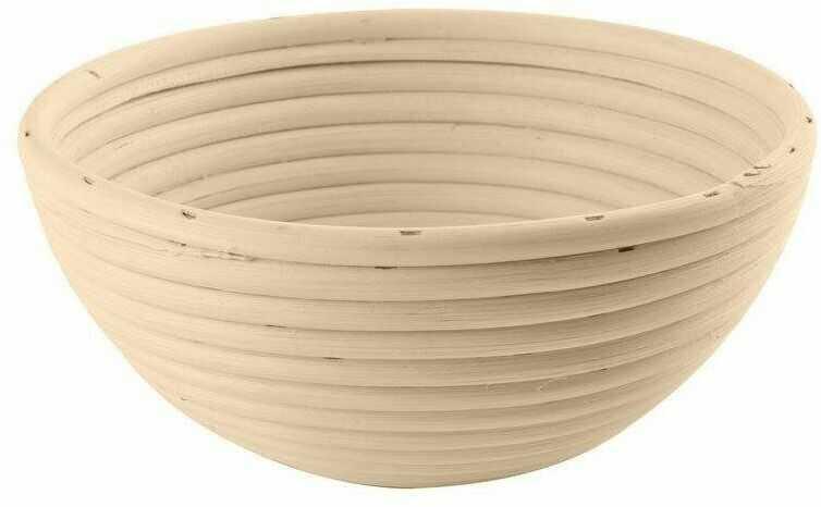 Koszyk rattanowy do wyrastania garowania chleba ciasta na chleb 0,7kg 19 cm