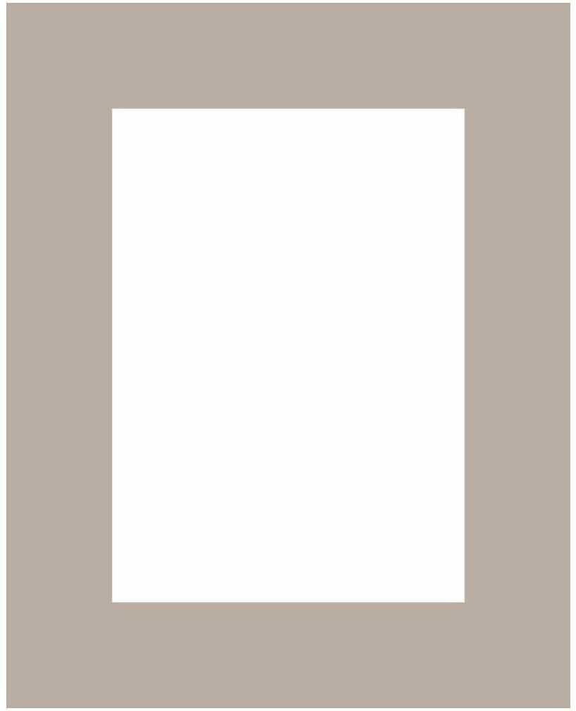 Passe-partout 178 beżowe 24 x 30 cm