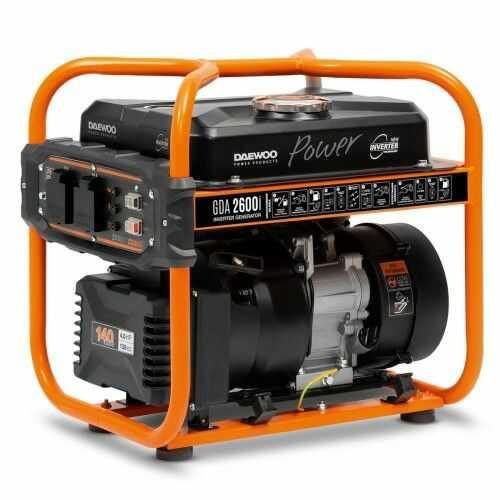 Agregat prądotwórczy inwertorowy DAEWOO GDA 2600i 2,2kW
