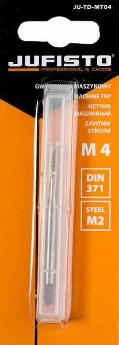 JUFISTO Gwintownik maszynowy 1,00xM 6