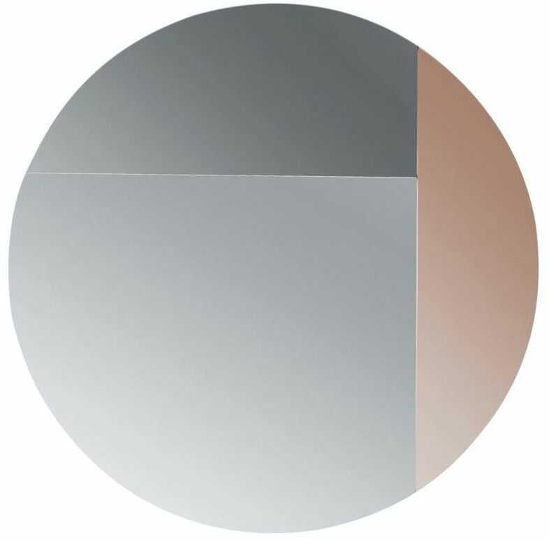 Lustro dekoracyjne bez ramy Breva okrągłe śr. 40 cm