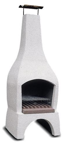 Rustica - biały tynk strukturalny