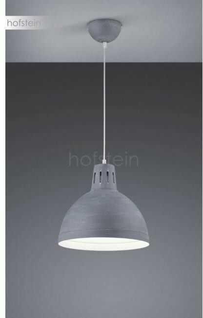 Lampa wisząca Scissor ciemny szary 1x42W R30321078 Reality