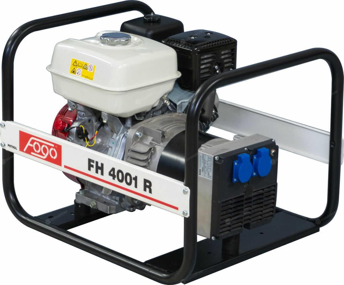 Agregat prądotwórczy Fogo FH 4001 R