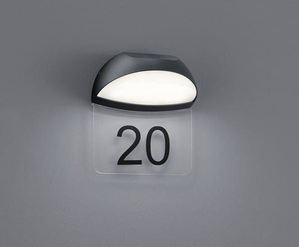 Trio MUGA 228360142 kinkiet lampa ścienna