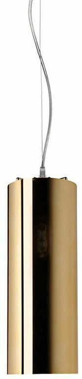 Easy złoty - Kartell - lampa wisząca
