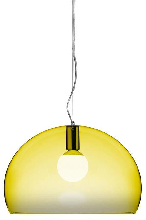 FL/Y żółty - Kartell - lampa wisząca