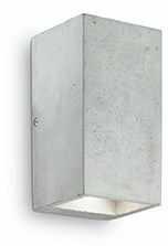 Kinkiet Kool 141275 Ideal Lux betonowa oprawa ścienna