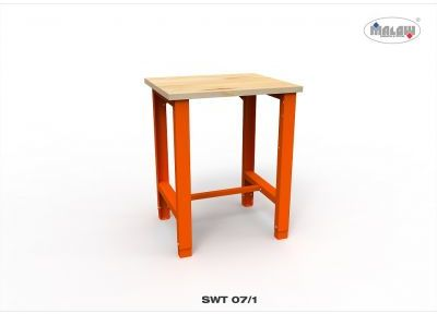 """Stół narzędziowy SWT 07/01 """"JEDYNKA do warsztatu blat roboczy"""