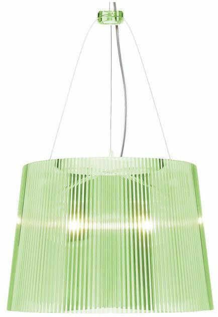 Gé zielony - Kartell - lampa wisząca