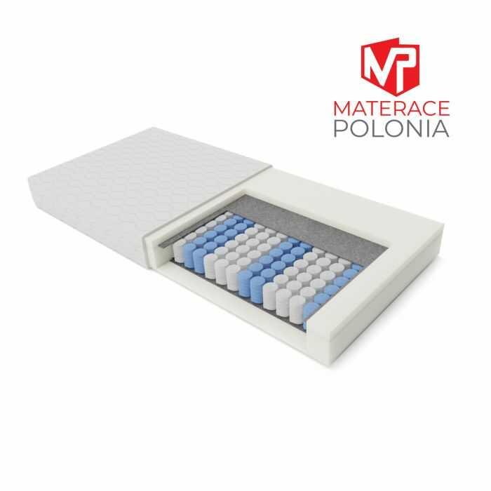 materac kieszeniowy LEGENDARNY MateracePolonia 160x200 H2 + RATY