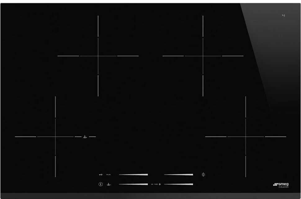 Płyta SMEG SI7844B - Użyj Kodu - Raty 20 x 0% I Kto pyta płaci mniej I dzwoń tel. 22 266 82 20 !