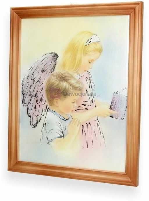 Obraz sakralny Angel 27x23