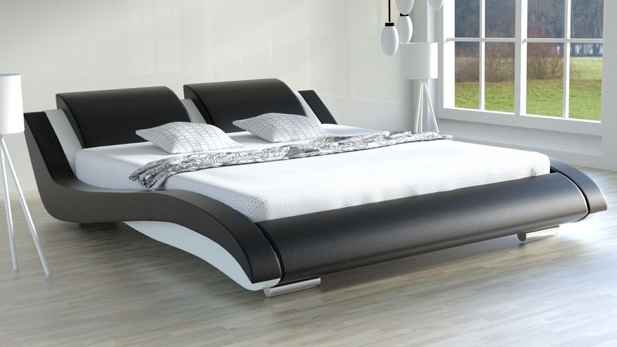 Łóżko sypialniane Stilo-2 velur