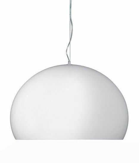 Big Fly biały - Kartell - lampa wisząca
