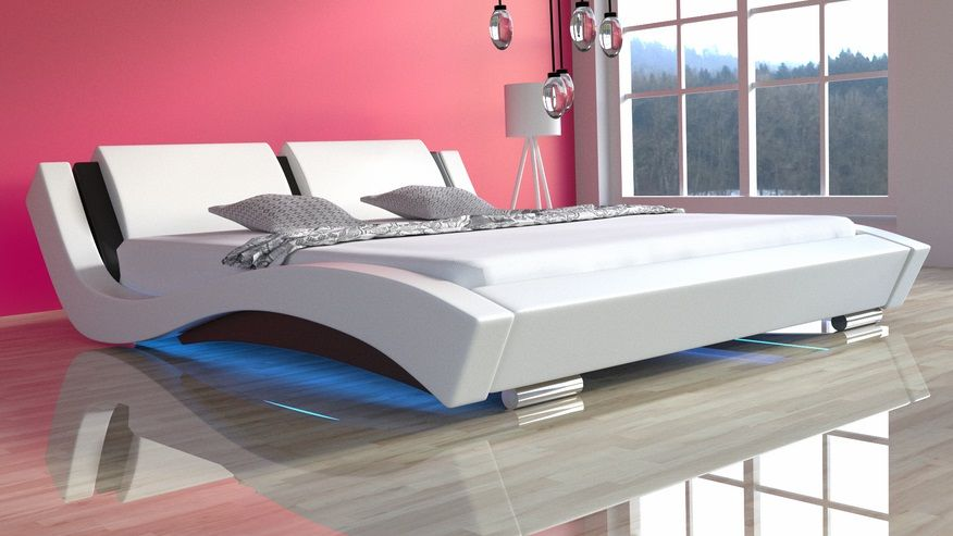 Łóżko sypialniane Tango