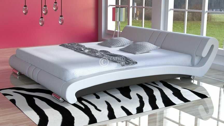 Łóżko sypialniane Vanessa Slim