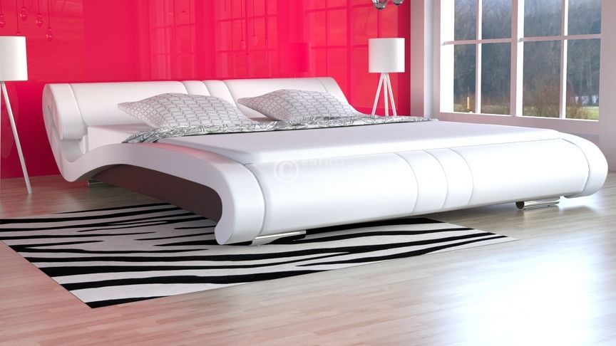 Łóżko sypialniane Vanessa Slim Mineva